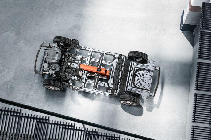 Lynk & Co plug in hybrid technology