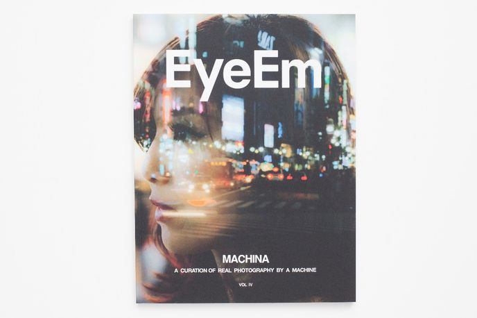 Machina: A Curation of Real Photography by a Machine published by EyeEm, Berlin