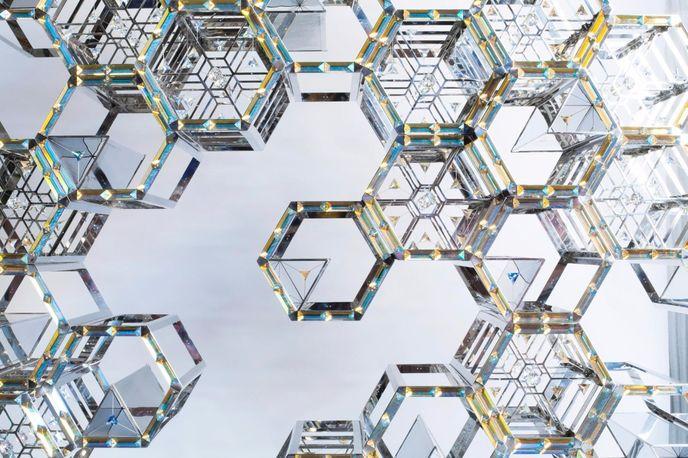 Hexalite by Zeinab Al Hashemi, Dubai Design Week