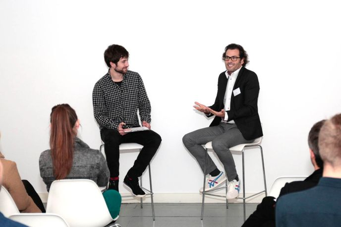 The Luxury Futures Forum at The Future Laboratory, London. Photography by Adam Luszniak