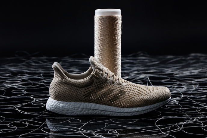 The Futurecraft Biofabric by Adidas and AMSilk, Global