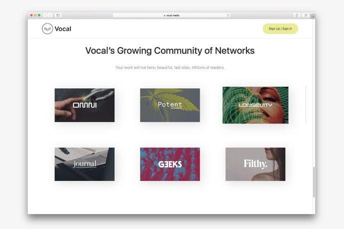 Vocal by Jerrick Media, Global