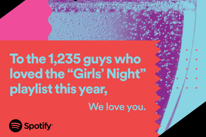 Thanks 2016, It's Been Weird by Spotify, London.