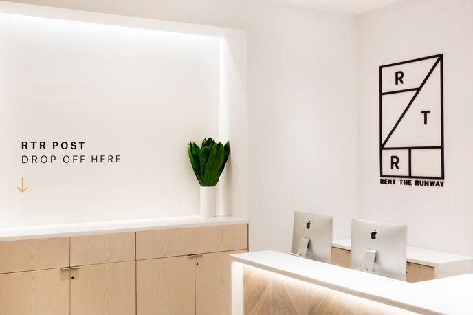 Rent the Runway Dream Closet by Heitler Houstoun Architects, New York