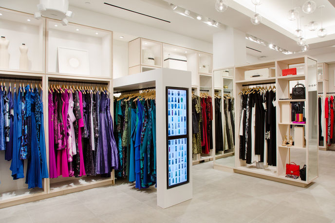 Rent the Runway Dream Closet by Heitler Houstoun Architects, New York