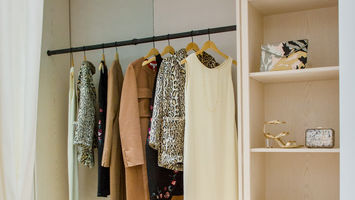 Ultimate walk-in wardrobe