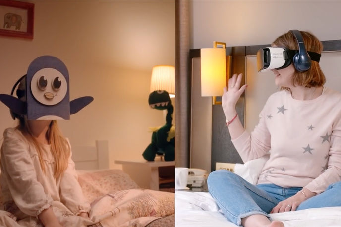 The Most Wonderful Place to Be by Samsung VR, UK
