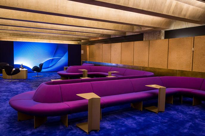 The Lounge by Sydney Opera House, Samsung and Tonkin Zulaikha Greer Architects, Sydney