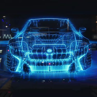 Intel GO automated driving solutions in collaboration with BMW and Mobileye, Las Vegas