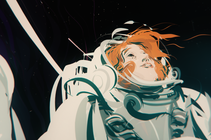 Dear Angelica by Oculus Story Studio, US