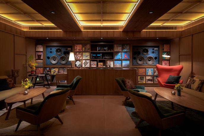Music Room at Potato Head, Hong Kong