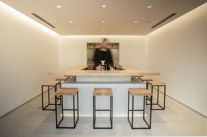 Tokyo Saryo by Green Brewing and Lucy Alter Design, Tokyo