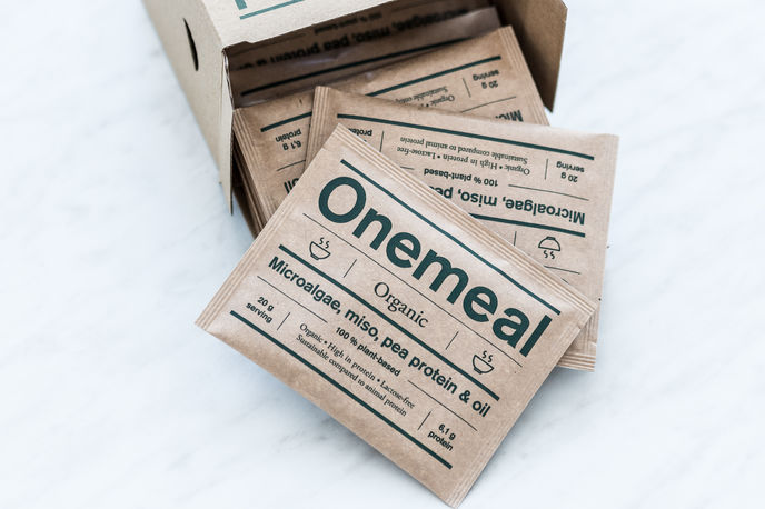 Onemeal by Francis Cardenau and Mikkel Maarbjerg, Denmark
