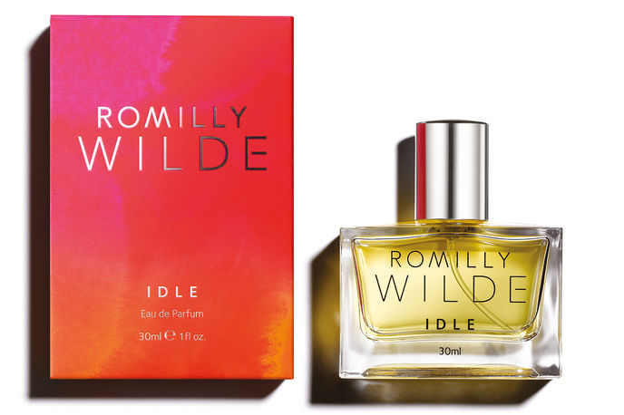 Idle perfume, Romilly Wilde