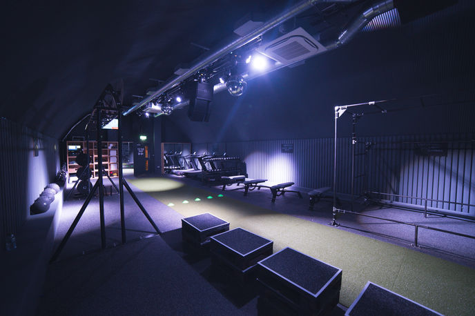 Ministry Does Fitness by the Ministry of Sound, London
