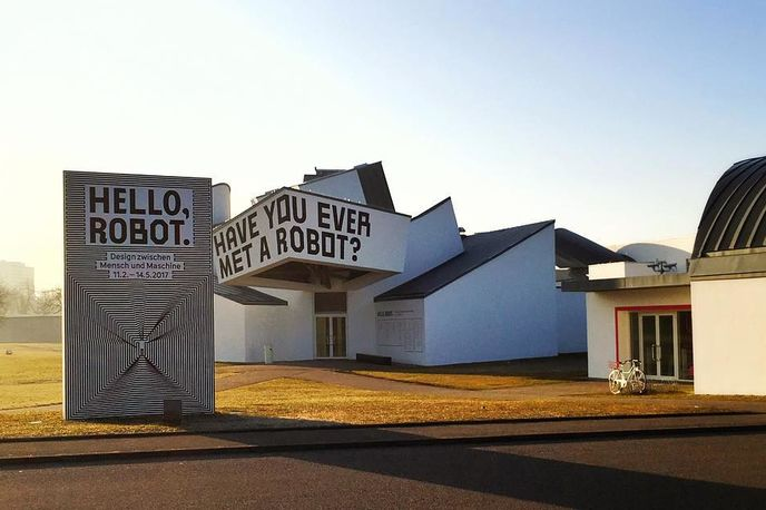 Hello, Robot: Design Between Human and Machine at the Vitra Design Museum, Germany