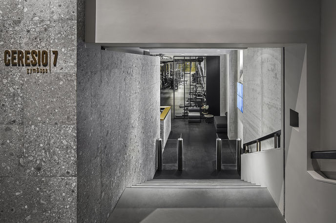 Ceresio 7 Gym and Spa by DSquared2 and Storage Associati, Milan