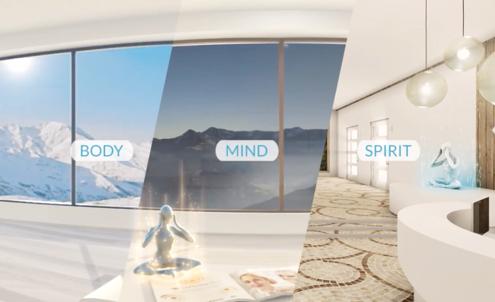 Virtual Sanctuaries