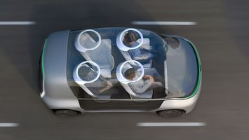 Paul Priestman puts caveats on our self-driving future