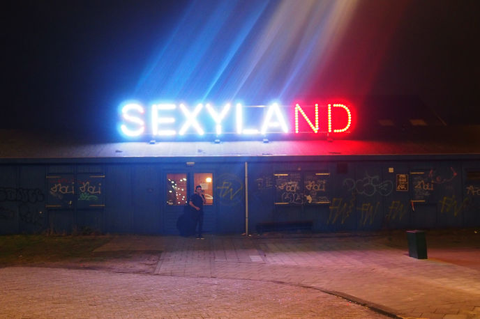 SexyLand, Amsterdam