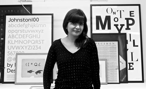 Nadine Chahine: Monotype