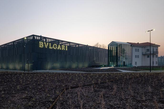 Manifattura Bulgari by Open Project, Piedmont