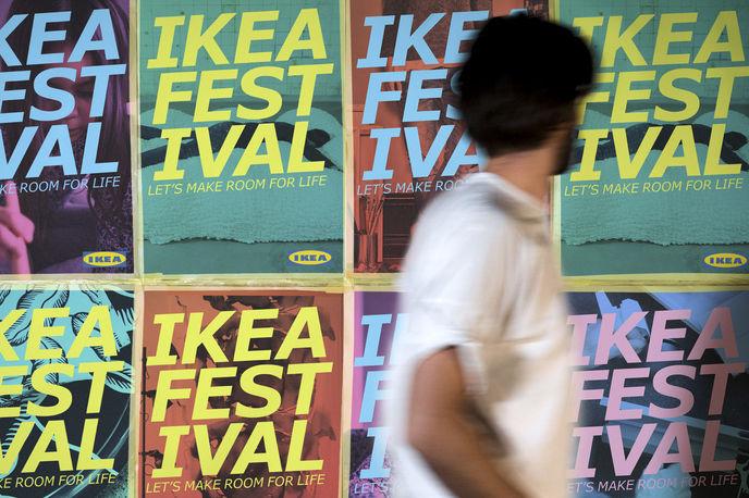IKEA Festival Let's Make Room for Life, Milan