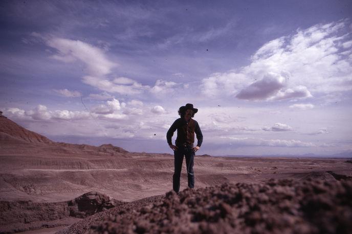 Doug Wheeler: PSAD Synthetic Desert III, New York