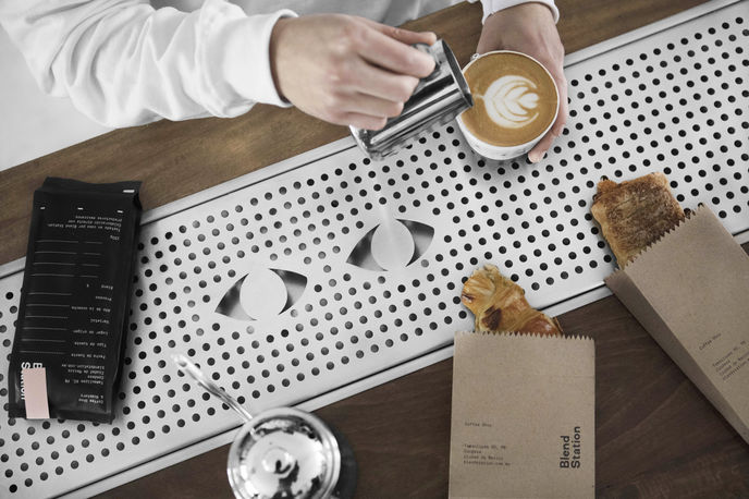 Blend Station by Futura, Mexico City