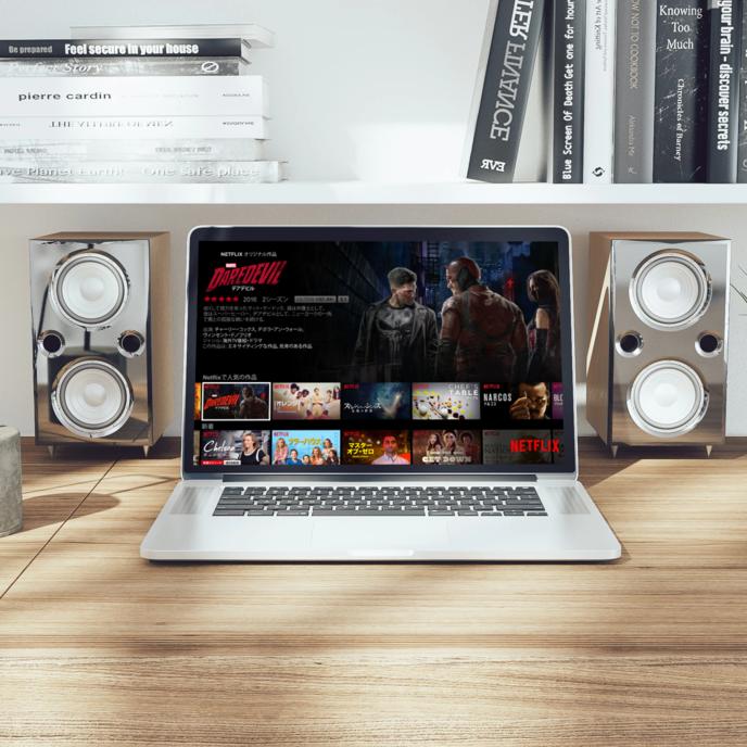 Netflix, Global
