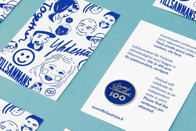 Finland 100 by Kokoro & Moi, Finland