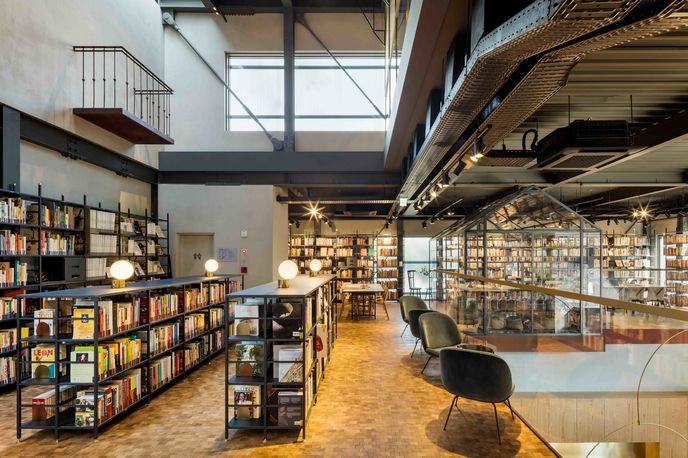 Cooking Library by Hyundai Card, Seoul