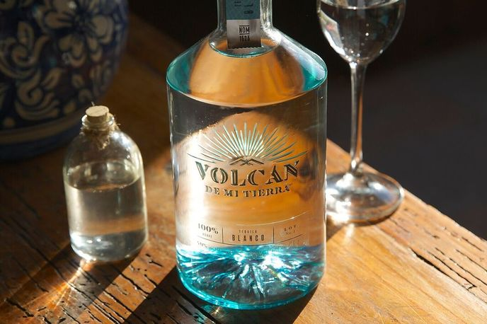 Volcán de mi Tierra Tequila by Moet Hennessy, Mexico