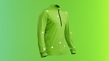 This shirt will make cyclists more visible