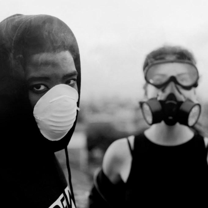 Grime Goes Green by Clean Air Now, London
