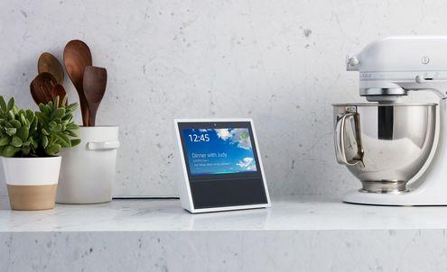 Amazon unveils its first touchscreen Alexa