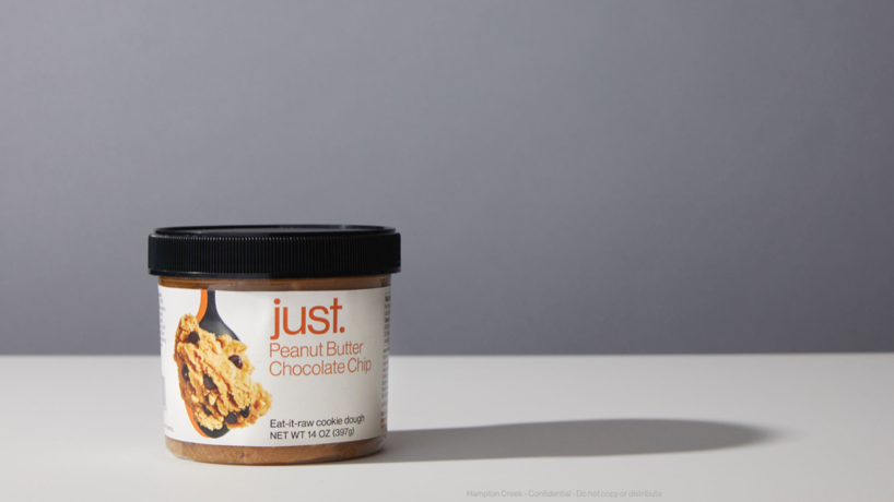 Just by Hampton Creek was rebranded to appeal to the mass-market consumer