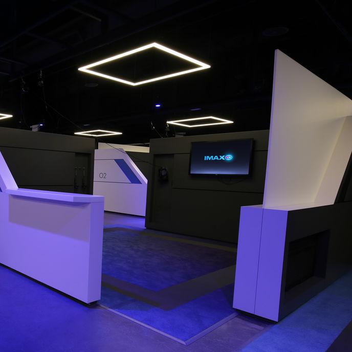 IMAX VR Hub, Los Angeles