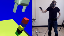 OpenAI teaches robots tasks in virtual reality