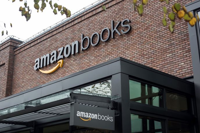 Amazon Books, US