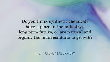 Do synthetic chemicals still have a place in the beauty industry?