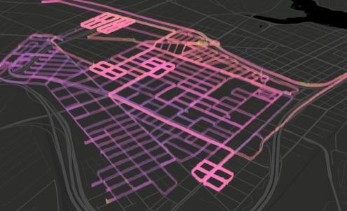 Google Earth Outreach publishes hyperlocal air pollution data