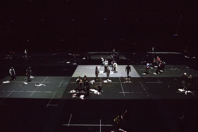 Hansel & Gretel by Ai Weiwei at Park Avenue Armory, New York