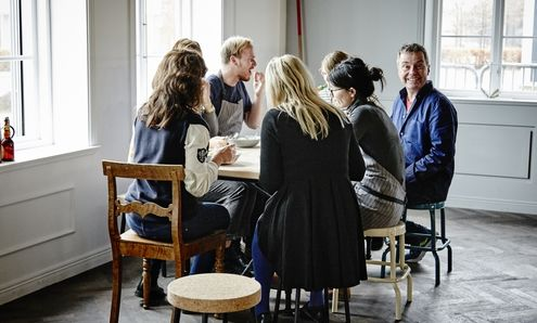 Ikea offers start-ups a space to develop their ideas
