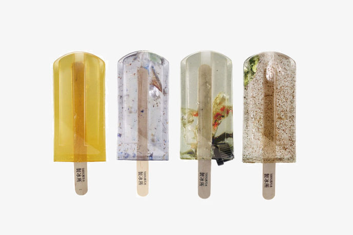 Polluted Popsicles by National Taiwan University of the Arts, Taiwan