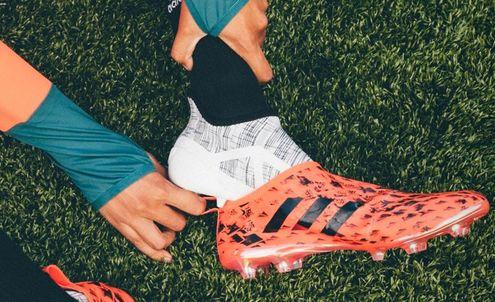 Adidas tv show to teach football skills to Chinese kids