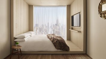 Ian Schrager's new hotel uses technology to re-invent luxury