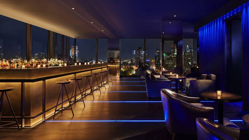 Public Hotel by Ian Schrager, New York