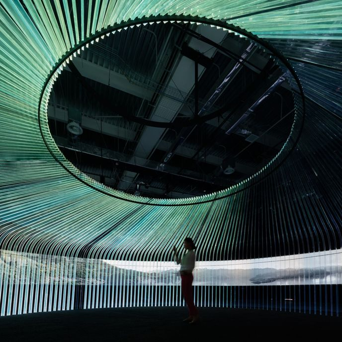 We Are Energy by Asif Khan, Astana