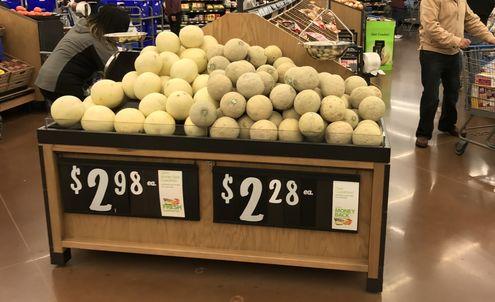 Walmart announces its new designer melon